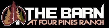The Barn at Four Pines Ranch Logo